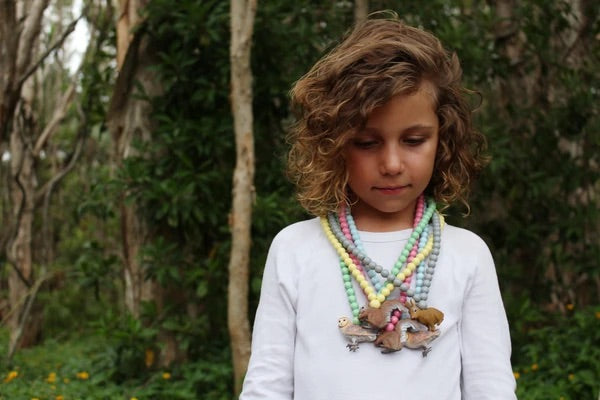 The Pray4Trax Kids Necklace - Owl