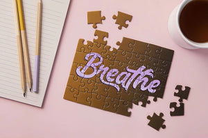 Breathe Mini Puzzle
