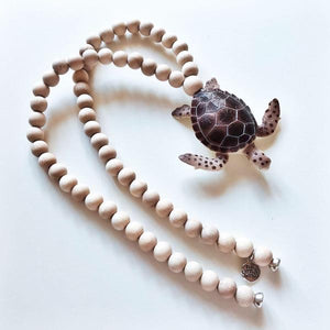 The Pray4Trax Kids Necklace - Turtle