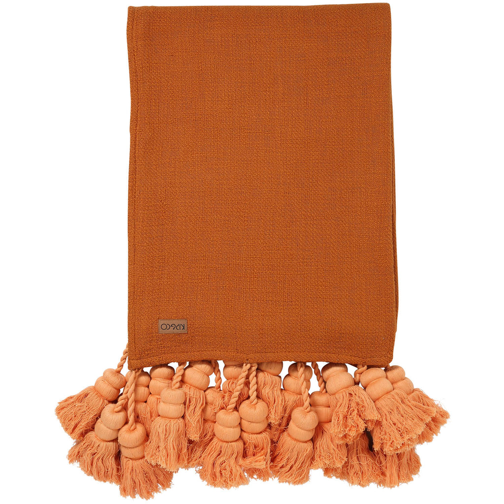 Arizona Tassel Throw