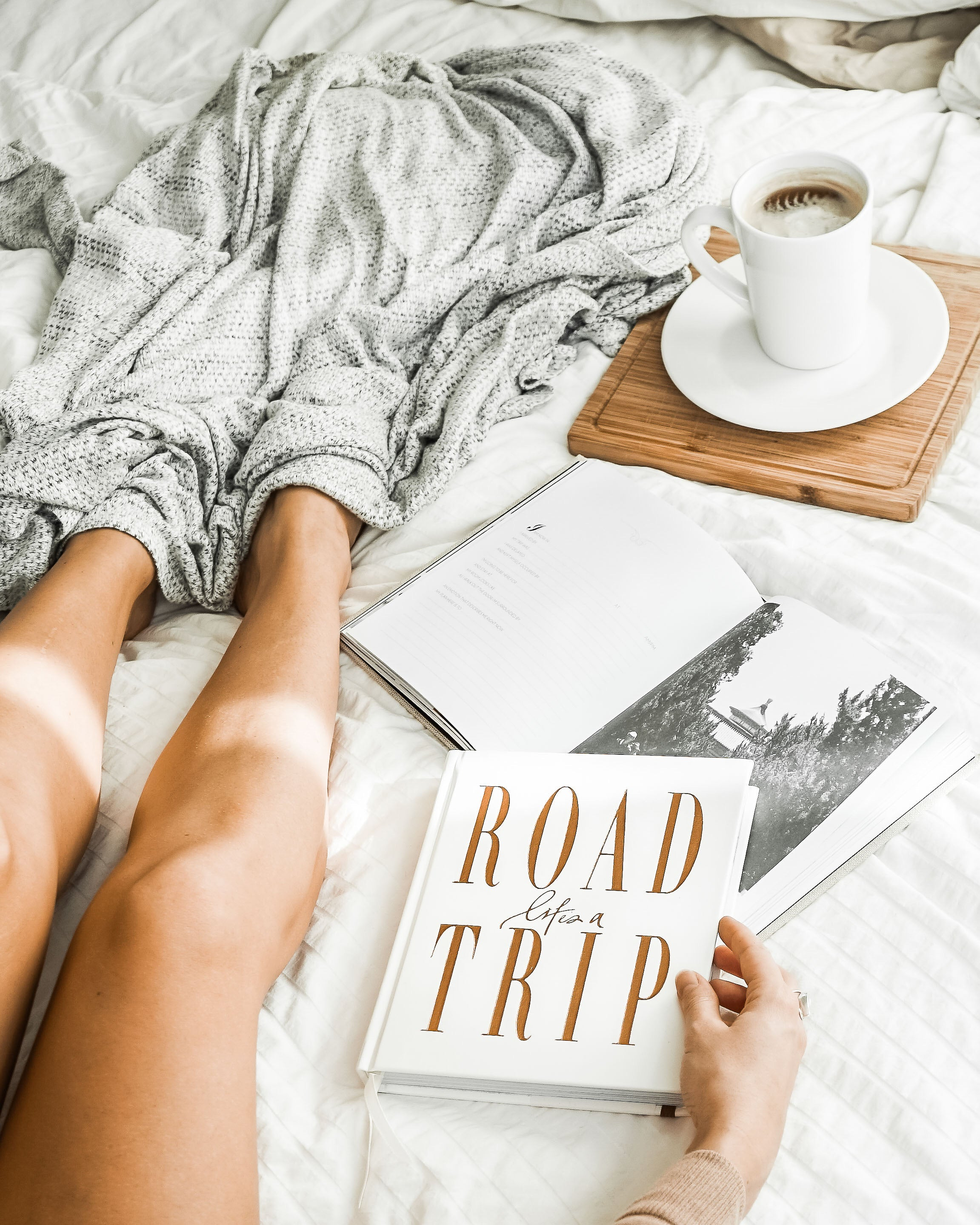 Life's a ROADTRIP - Luxe edition by Axel & Ash