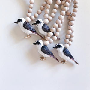 The Pray4Trax Kids Necklace - Kookaburra