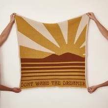 Don't Wake the Dreamer - Organic Cotton Blankie