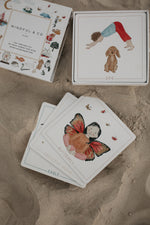 Yoga Flash Cards