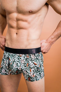 Boxer Briefs - Protea Green