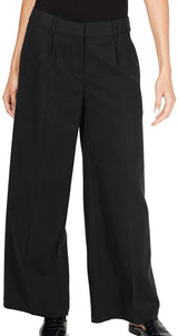 Eileen Fisher Womens Pleated Casual Wide Leg Pants