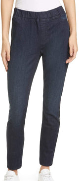 Eileen Fisher Organic Cotton Soft Stretch Denim Jeggings, Style No. F9MDN-P3868