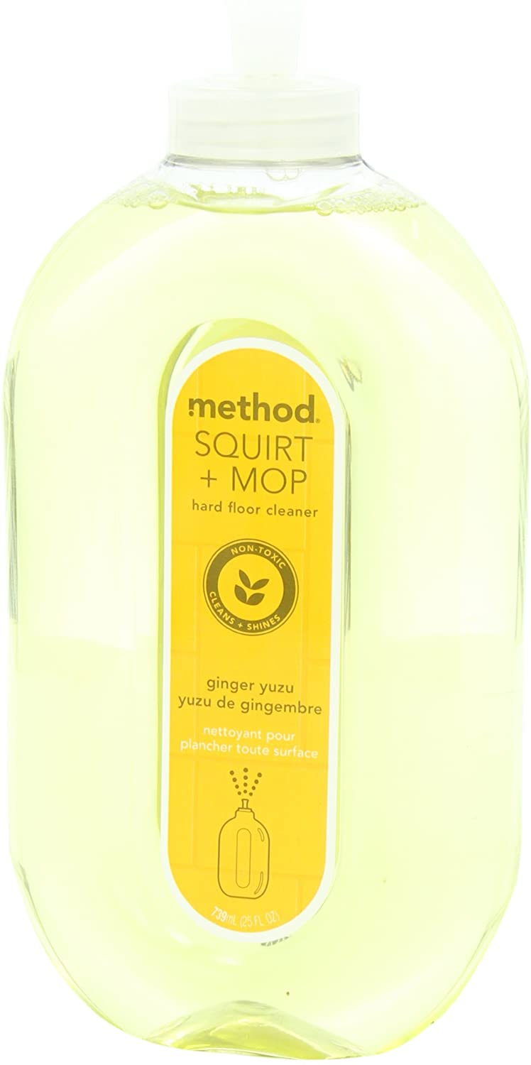 Method Squirt + Mop , Hard Floor Cleaner, 25 Ounce