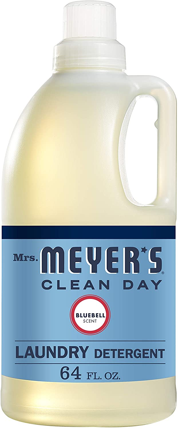Mrs. Meyer's Laundry Detergent, Bluebell, 64 fl oz