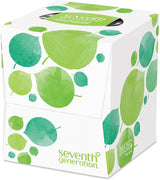 Seventh Generation Facial Tissue, 2-Ply Sheets, 85-Count Boxes (Pack of 36)