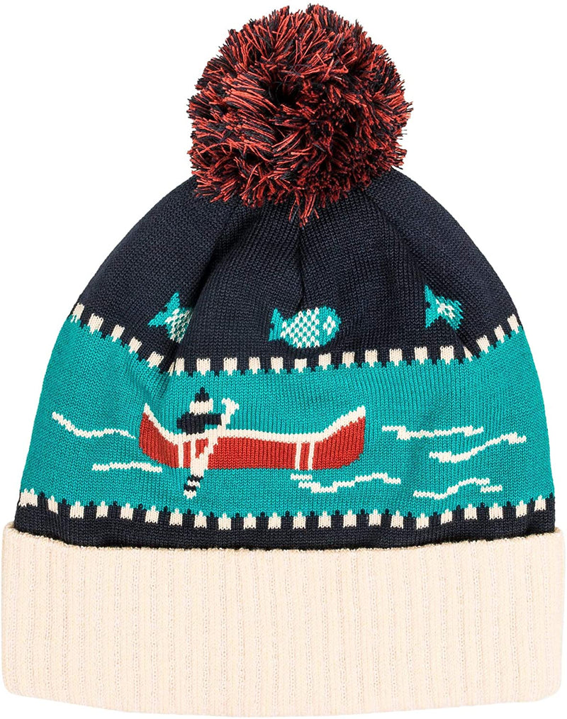 United By Blue - Birdseye Pom Beanie