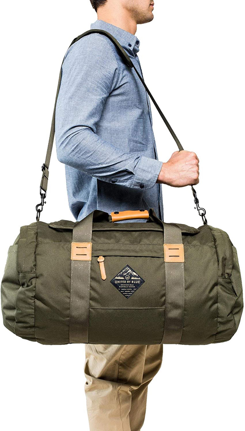 United By Blue - 55L Arc Duffle