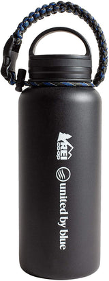 United By Blue - 32 oz. Insulated Steel Water Bottle