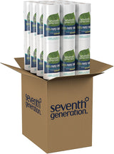 Seventh Generation Paper Towels, 100% Recycled Paper, 2-ply, 24 Rolls (Packaging May Vary)