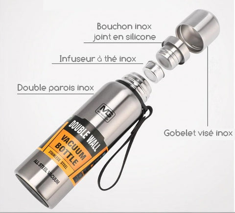 gourde isotherme 1.5L