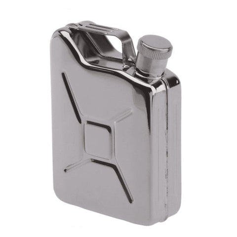 flasque jerrycan