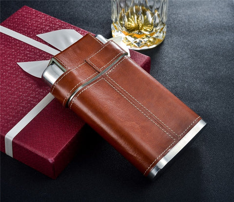hip flask whisky
