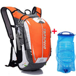 Sac a dos hydratation orange