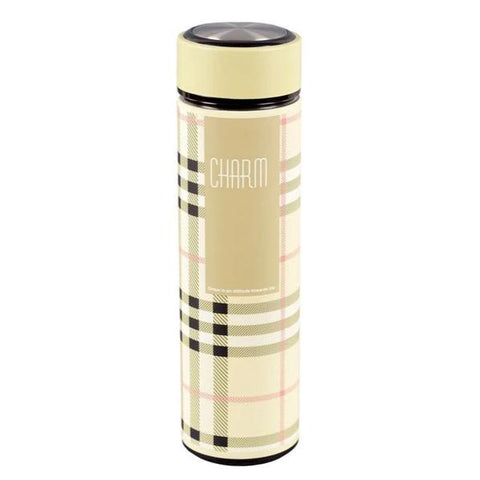 Bouteille thermos burberry style