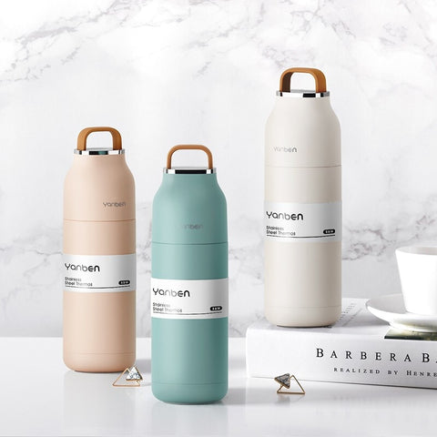 Bouteille thermos inox Chic