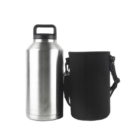 Housse isotherme pour gourde 2 Litres