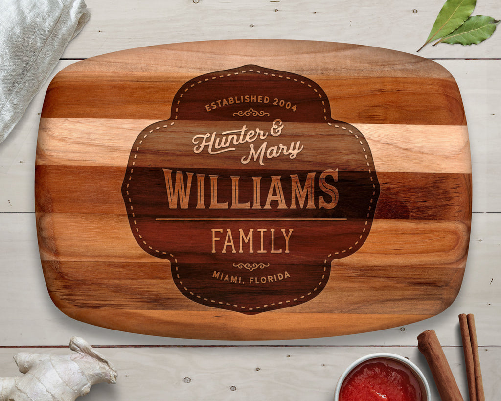 Gift Ideas, Teak Cutting Board, Personalized Gift Ideas, Custom Gift Ideas, Nice Gifts, Fun Gift, Birthday Gift, Premium Gift, Romantic Gift
