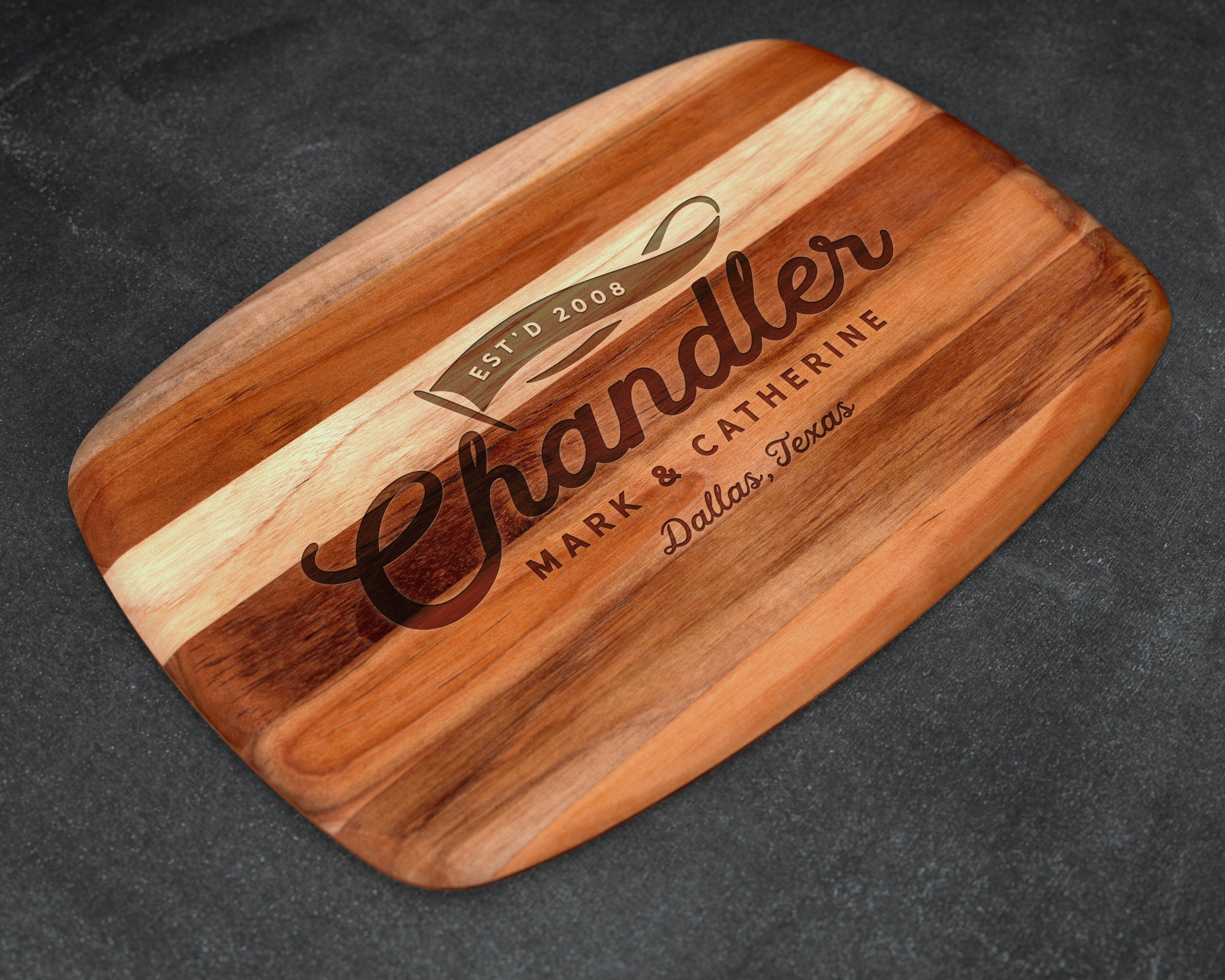 Unique Gift Teak Cutting Boards Cutting Board Custom Cutting Board Christmas Gift Ideas Chopping Board Personalized Cutting Board Personalized Gift Charcuterie Board Wooden Board Talkingbread Co Il