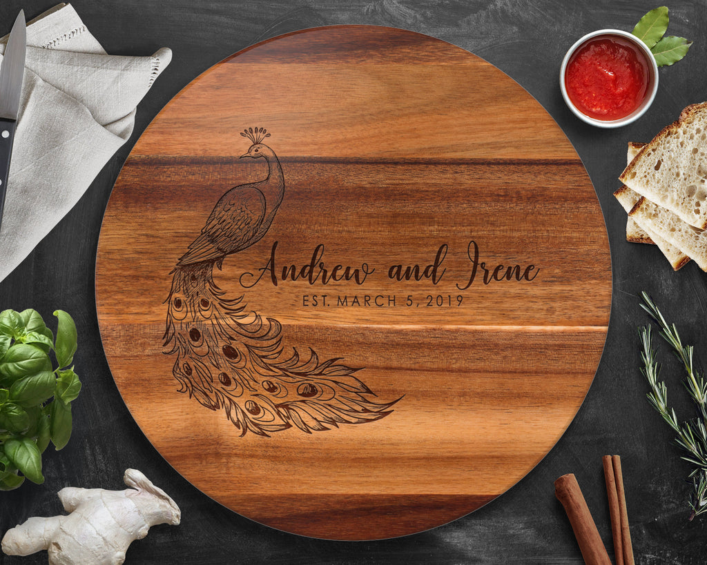 Peacocks, Lazy Susan, Peacock, Peacock Decor, Home Decor, Peacock Feather, Peacock Wedding, Peacock Gift, Southern Gifts, Peacock Lover Gift