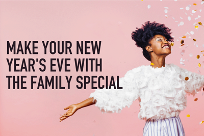 Make Your New Year's Eve With The Family Special