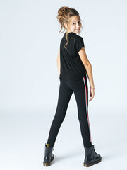 Hallway Warrior Girls Leggings