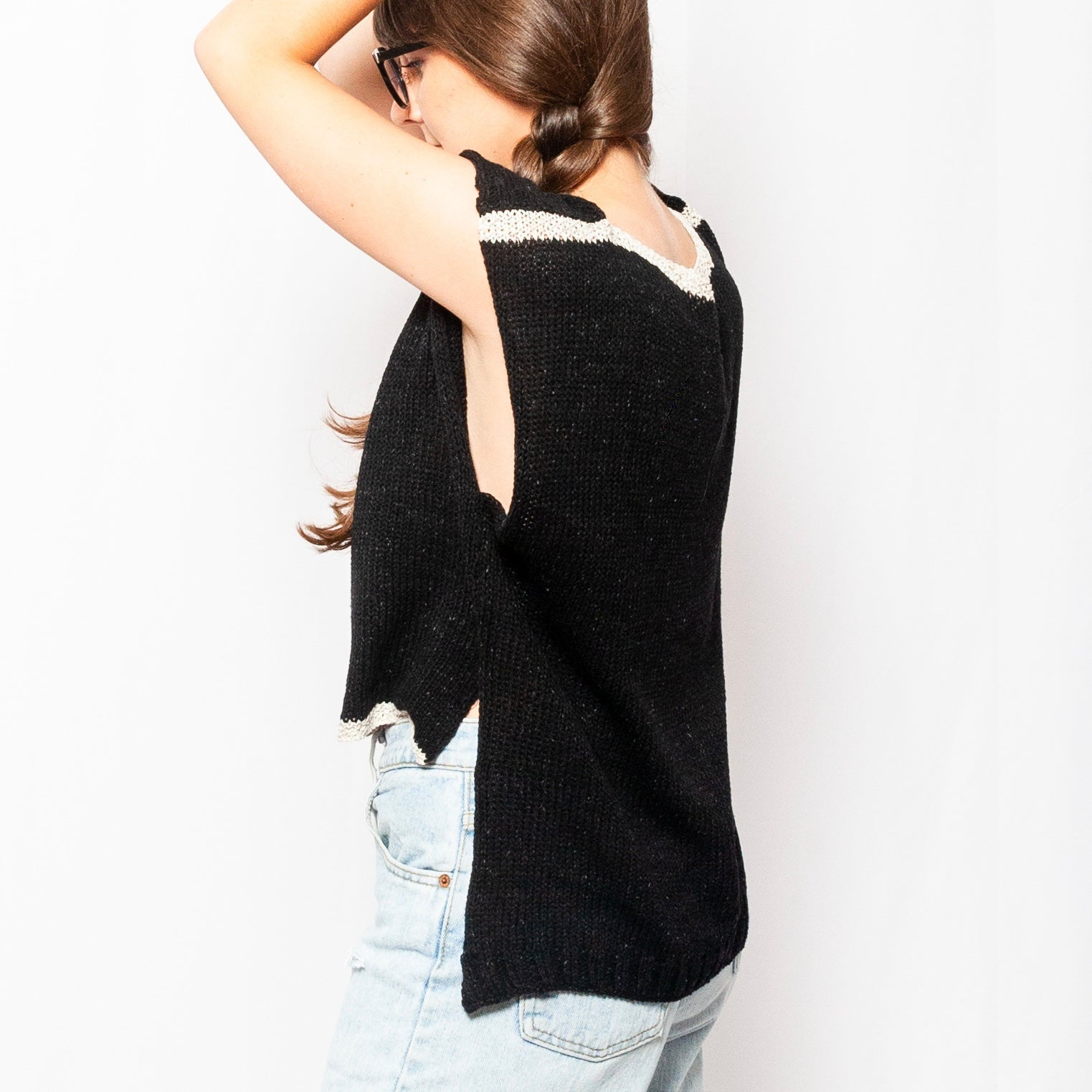HdN Pascale Sleeveless Pullover