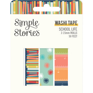 Simple Stories - School Life Washi Tape