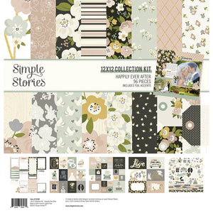 Simple Stories - Happily Ever After Collection Kit