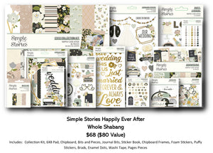 Simple Stories - Happily Ever After - Whole Shebang