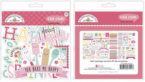 Pre-order Made With Love Chit Chat
