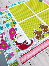 Load image into Gallery viewer, Letters to Santa 2-2 Page Layout Kit