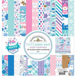 Doodlebug Winter Wonderland Collection Pack