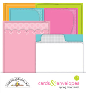 Hippity Hoppity Cards & Envelopes