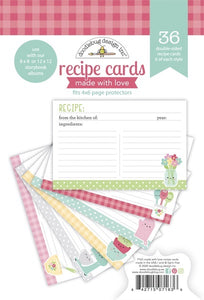 Pre-order Made With Love Recipe Cards