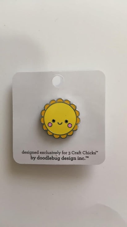 Our Sunshine Pin