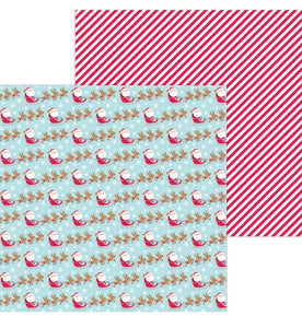 Pre-sale dash away double sided cardstock