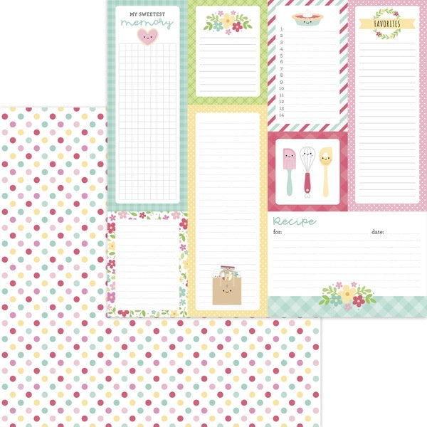 pre-order sugar sprinkles paper made with love