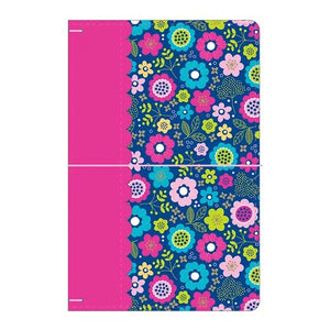 Doodle-Bug Hello Floral Travelers Notebook