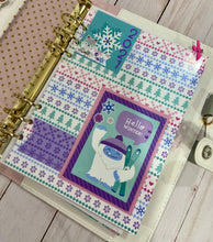Load image into Gallery viewer, January Planner Chicks-A5 size