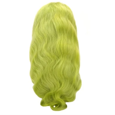 Limeade 100% Virgin Human Hair Body Wave 13x4 Transparent Lace Front Wig