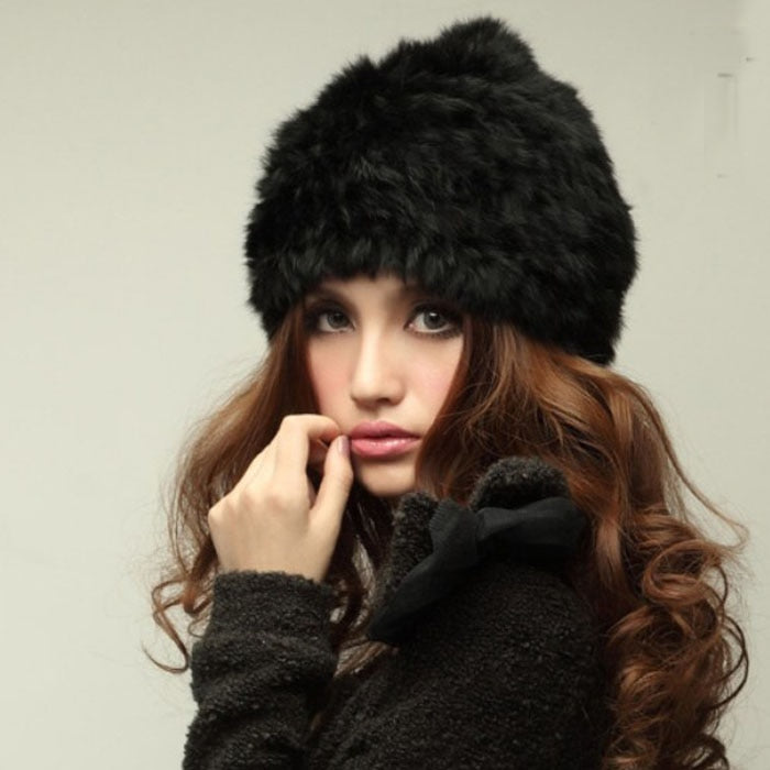 Fuzzy Cold Weather Hat