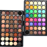 40 Color Highly Pigmented Eye Shadow Palette