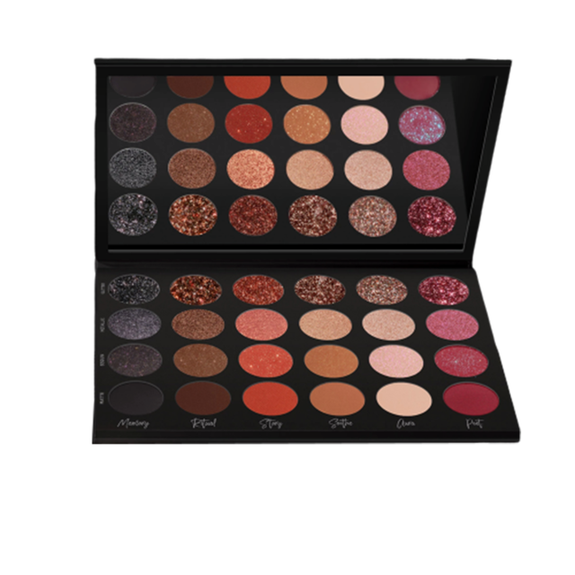 24 Color Eye Shadow Palette