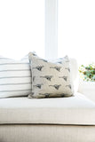 Better Together - Stripe Pillow Cover, White - FINAL FEW