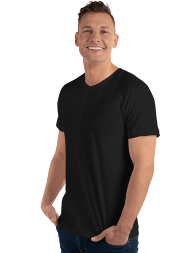 Classic Jersey 100% Combed Ring-spun Cotton T-Shirt - Mercating | Business solutions to achieve more with less